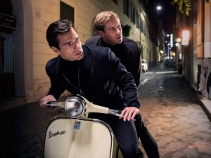 Primo trailer per The Man from U.N.C.L.E.
