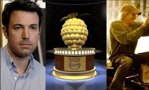 Razzie Awards 2015, i vincitori