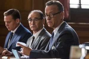 Tom Hanks nella prima immagine di Bridge of Spies