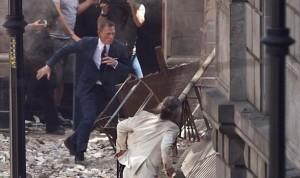 Altro incidente per Daniel Craig sul set di Spectre