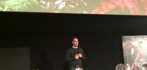Matteo Garrone presenta alla stampa Il racconto dei racconti