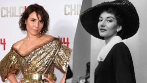 Noomi Rapace sarà Maria Callas