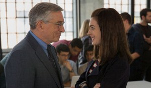 Robert De Niro stagista in The Intern. Il trailer