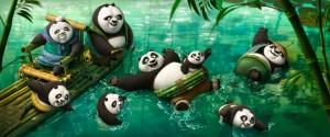 Kung Fu Panda 3, il primo teaser è in mandarino