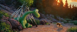The Good Dinosaur, il teaser trailer