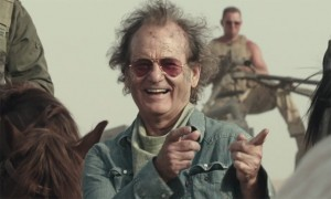 Bill Murray nel primo trailer di Rock The Kasbah