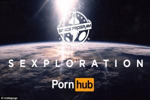 Sexploration: il primo porno girato nello spazio