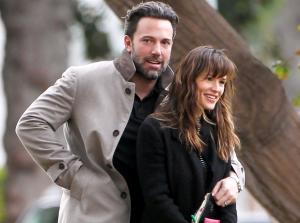 Ben Affleck e Jennifer Garner si dicono addio