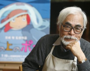 Hayao Miyazaki cambia idea
