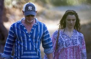 Daniel Craig e Rachel Weisz in vacanza a Minorca