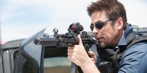 Benicio Del Toro, Emily Blunt e Josh Brolin nel trailer italiano di Sicario