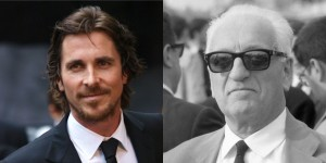Christian Bale sarà Enzo Ferrari nel biopic diretto da Michael Mann