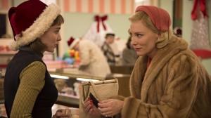 Carol, il primo trailer del dramma romantico con Cate Blanchett e Rooney Mara