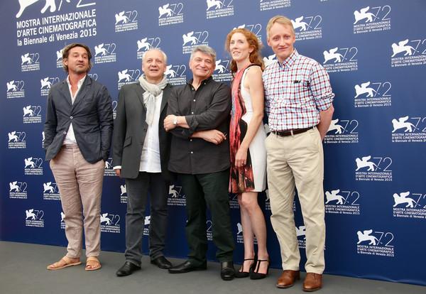 Il cast di Francofonia di Alexandr Sokurov