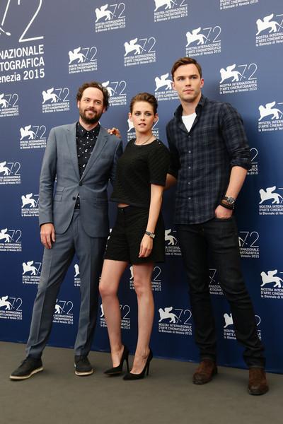 Drake Doremus, Kristen Stewart e Nicholas Hoult - Equals