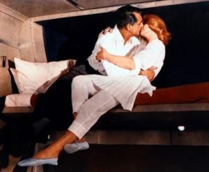 I baci nei film di Alfred Hitchcock
