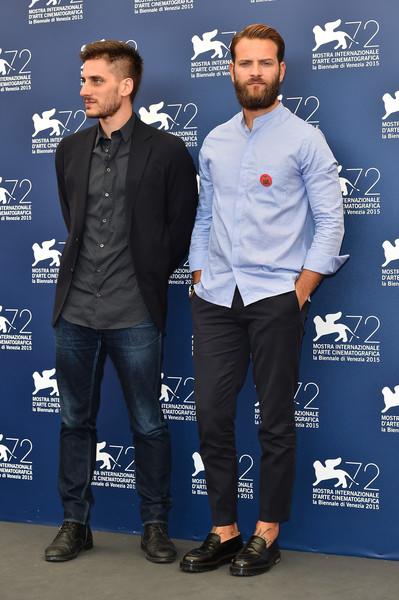 Luca Marinelli e Alessandro Borghi