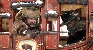 Due montaggi diversi per The Hateful Eight di Tarantino