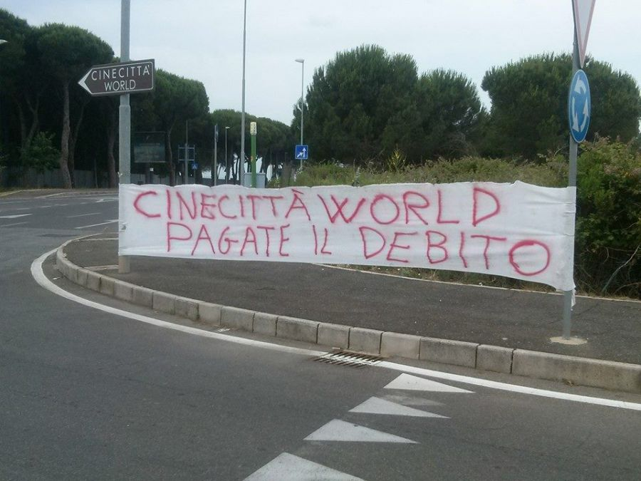 Cinecittà_World