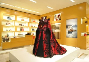 Louis Vuitton: A Tale of Costumes