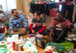Il trailer vietato ai minori di The Night Before