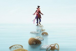 Alice Through the Looking Glass, il mini teaser del sequel del film di Tim Burton