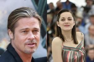 Brad Pitt e Marion Cotillard per Robert Zemeckis