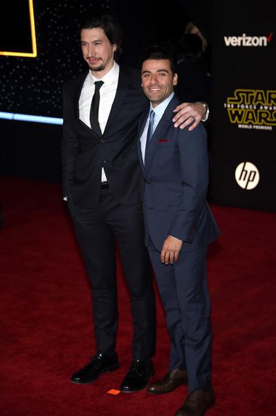 Adam Driver e Oscar Isaac