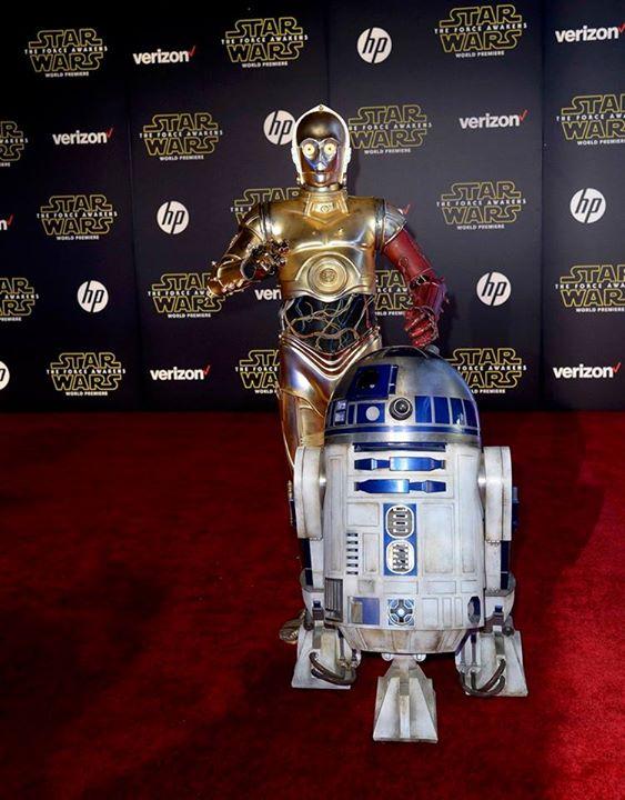 C1-P8 e C-3PO
