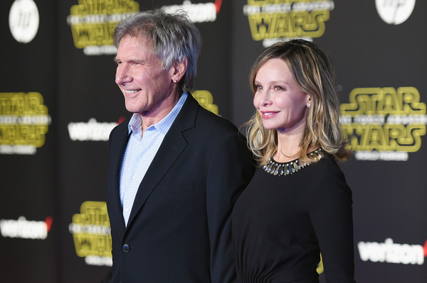 Calista Flockhart, Harrison Ford