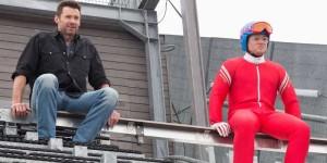 Eddie the Eagle, Taron Egerton e Hugh Jackman nel primo trailer