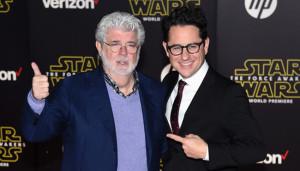 Star Wars: Il risveglio della Forza: le foto dalla premiére di Los Angeles