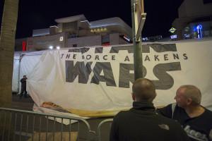 Star Wars: Il risveglio della Forza, tutto pronto per la premiére di Los Angeles