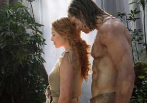 Prime immagini per The Legend of Tarzan di David Yates