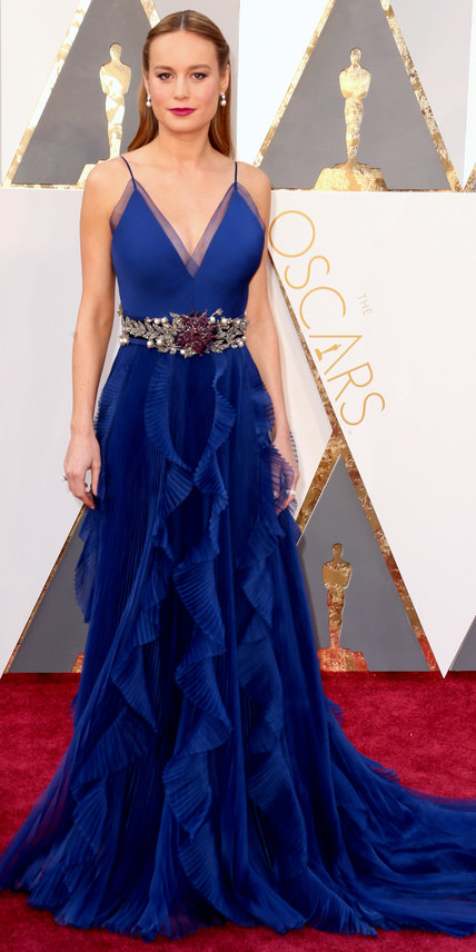 Brie Larson - Gucci