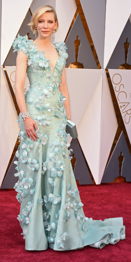 88th Annual Academy Awards, Arrivals, Los Angeles, America - 28 Feb 2016