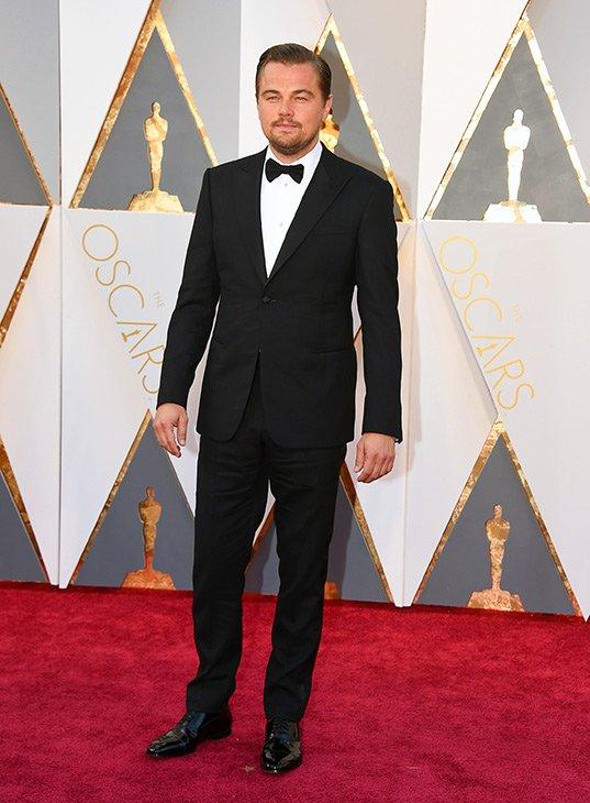 Leonardo DiCaprio - Armani