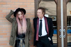 Amber Heard e Christopher Walken nel trailer di One More Time