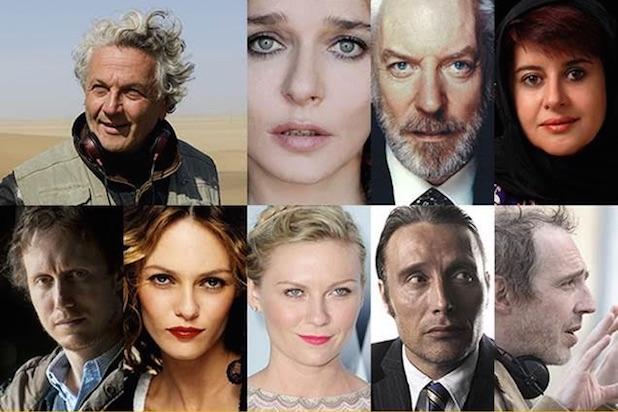 Cannes-jury