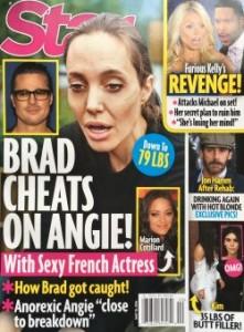 Tra Pitt e la Jolie ci sarebbe Marion Cotillard