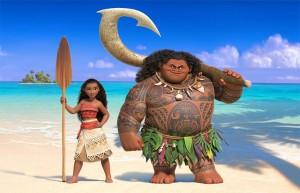 Oceania, il primo teaser trailer del nuovo film Disney