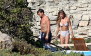 Leonardo DiCaprio a Malibu con la sua nuova fiamma