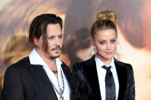 Johnny Depp ubriaco e fuori di sé