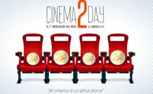 Cinema2Day: il primo mercoledì a 2 euro è stato un successo