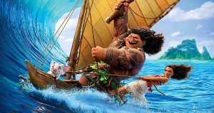 Oceania, il trailer italiano del nuovo cartoon Disney
