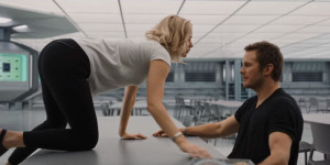 Passengers, il trailer del film con Chris Pratt e Jennifer Lawrence