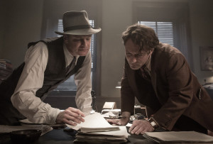 Il trailer di Genius con Jude Law e Colin Firth