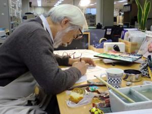 Un bruchetto peloso protagonista del prossimo film di Hayao Miyazaki