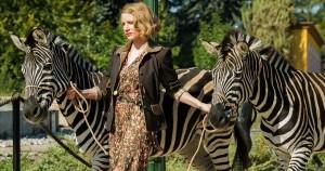 Jessica Chastain e Daniel Brühl nel trailer di The Zookeeper's Wife