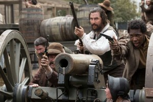 Il trailer italiano di Free State of Jones, con Matthew McConaughey